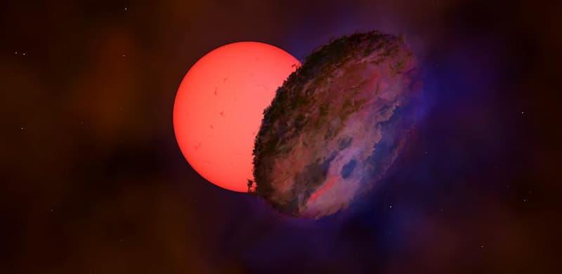 Estrella gigante parpadeante(1)