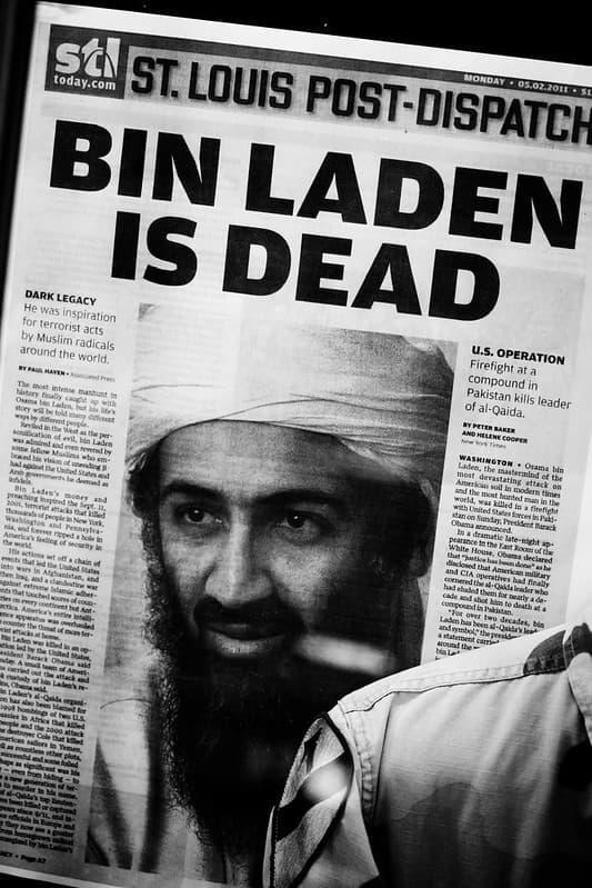 Muerte de Osama