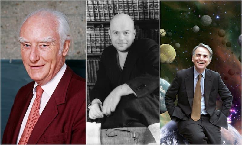 Promotores de la teoría de los antiguos astronautas