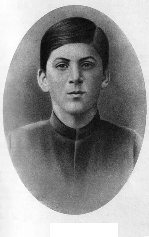 Stalin en 1894