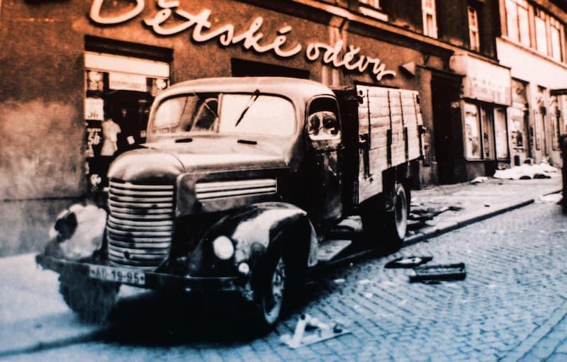 camion del crimen