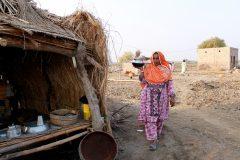 habitante de Yacobabad Pakistan
