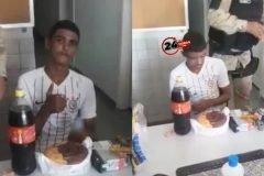ladron cumpleaños 18 en brasil