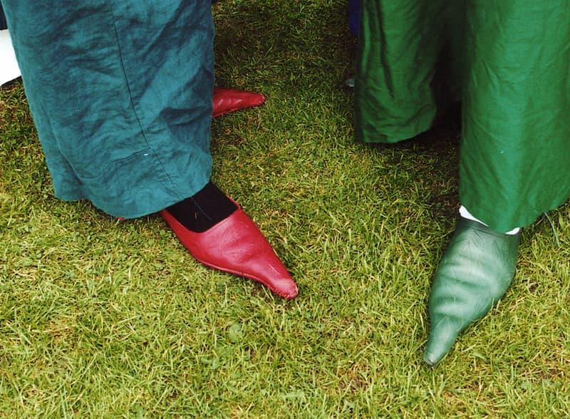zapatos puntiagudos edad media(1)