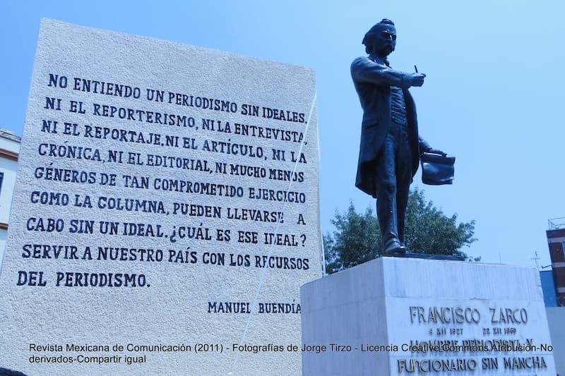 Frase de Manuel Buendia