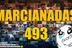 Marcianadas 493 portada
