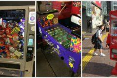 curiosas maquinas vending