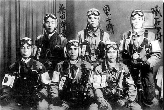 escuadron kamikaze