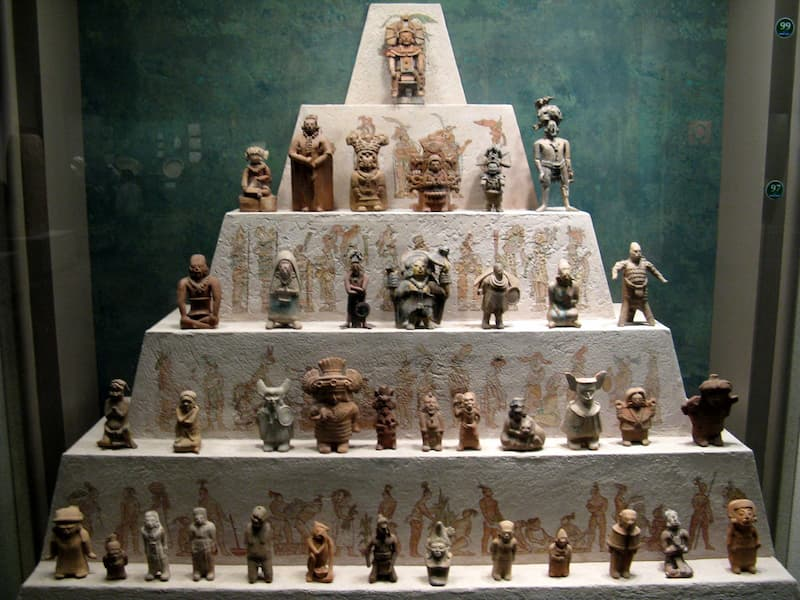 jerarquia mayas