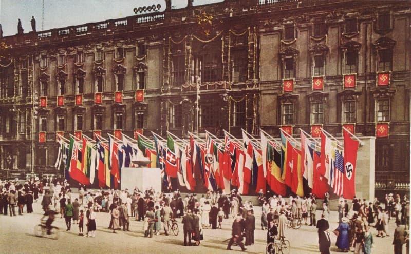 juegos olimpicos berlin