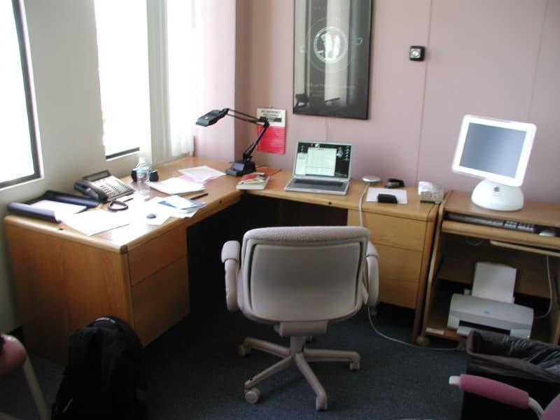 trabajo a distancia o home office