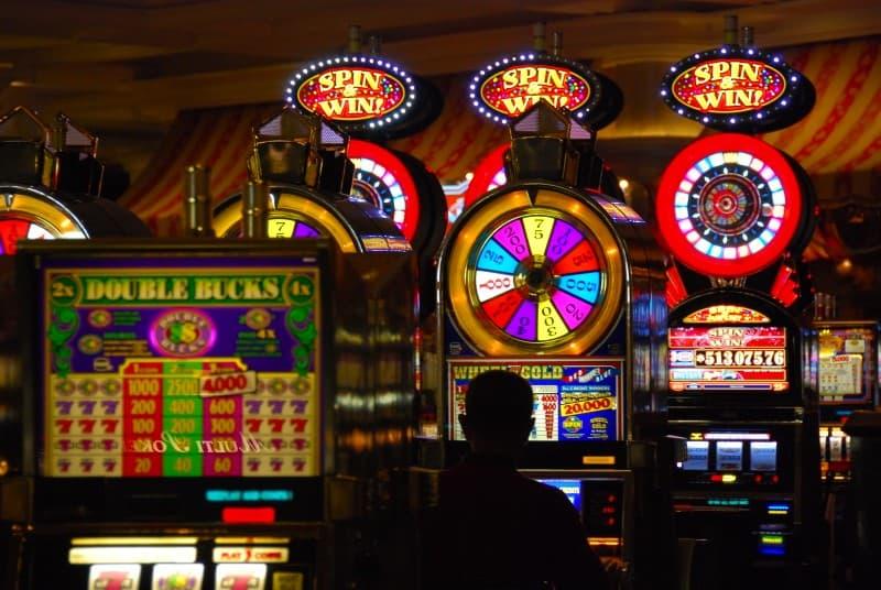 tragamonedas casino en Las Vegas