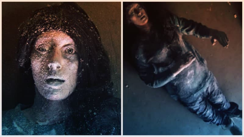 Jean Hilliard congelada 1980