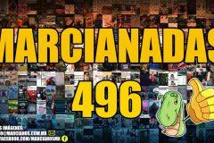 Marcianadas 496 portada