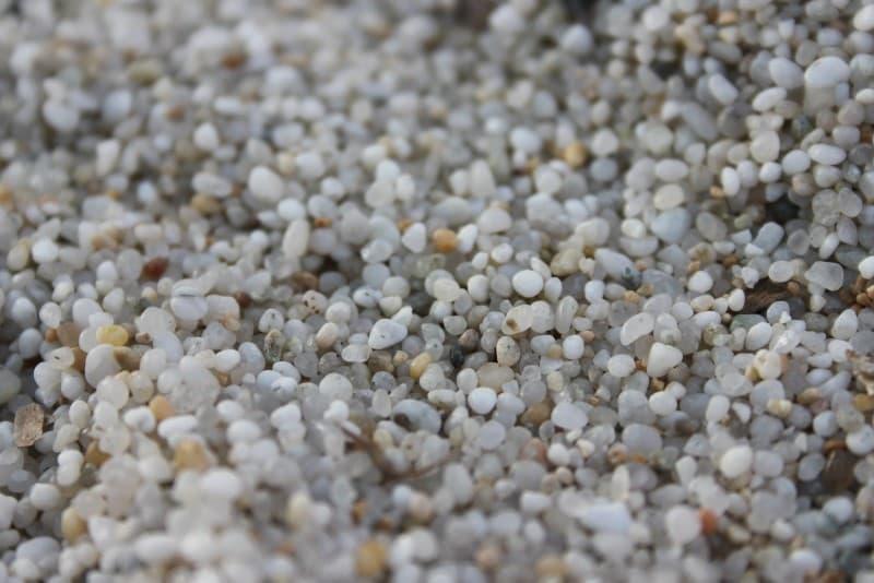arena de Sinis en Cerdeña Italia