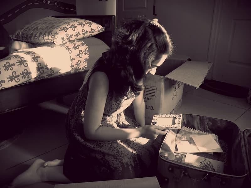 buscando en los recuerdos