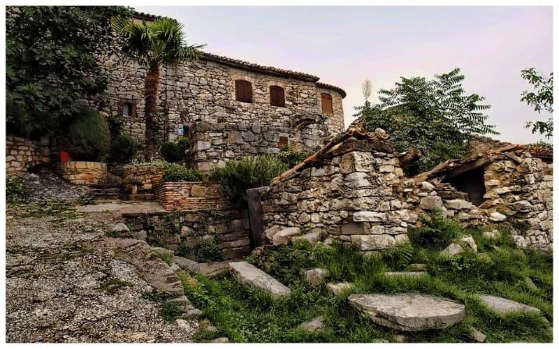 casas de roca