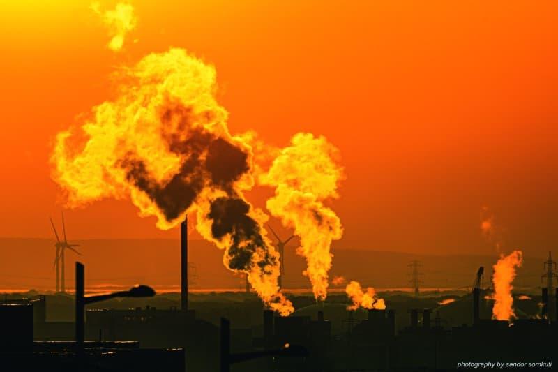 emision gases efecto invernadero