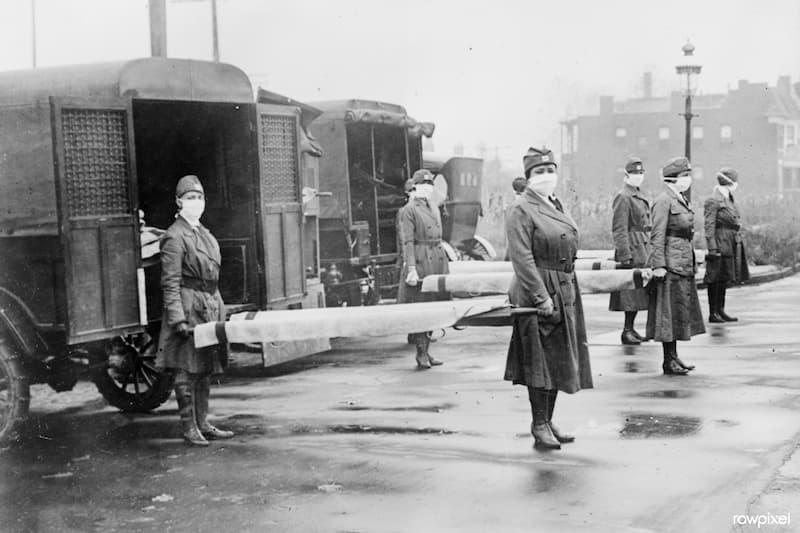 personal medico en pandemia