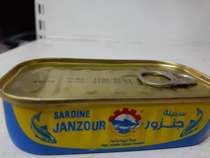 sos sardinas