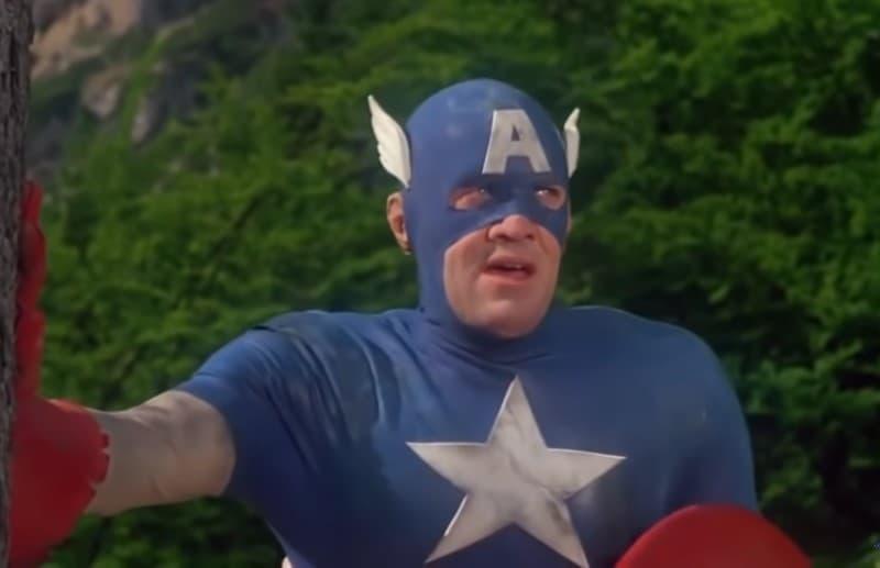 Capitán América 1990