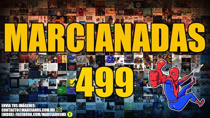 Marcianadas 499 portada