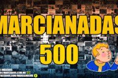 Marcianadas 500 portada