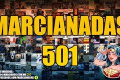 Marcianadas 501 portada