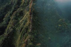 escalera al paraíso hawai