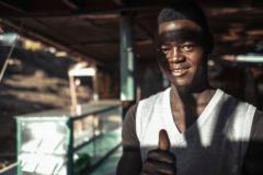 histeria colectiva en Jartum Sudan