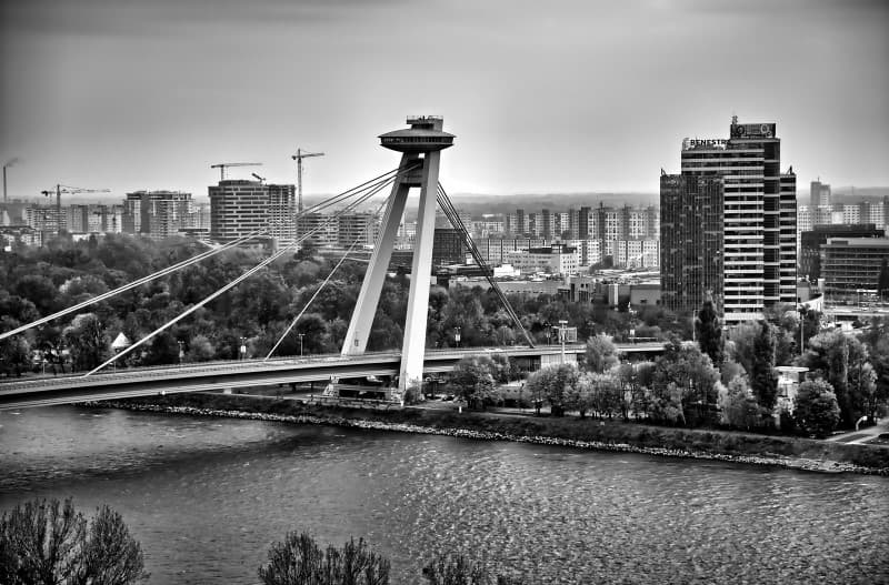 ovni torre en Bratislava