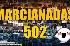 Marcianadas 502 portada