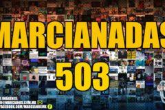 Marcianadas 503 portada