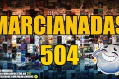 Marcianadas 504 portada