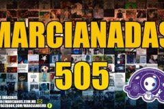 Marcianadas 505 portada