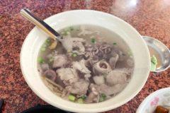 intestinos de sabalo en sopa